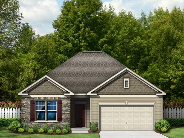 2 Bed, 2 Bath New Home Plan In Duncan, Sc