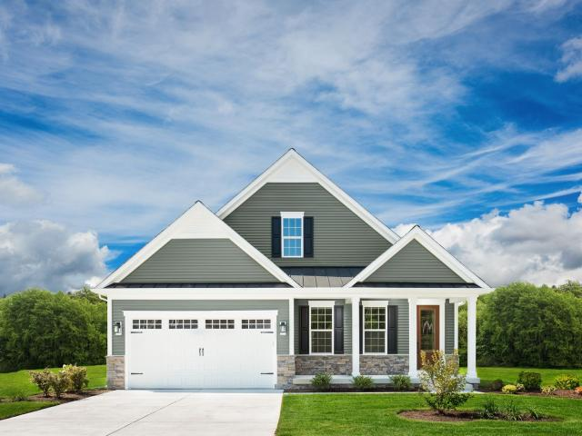 2 Bed, 2 Bath New Home Plan In Ellicott City, Md