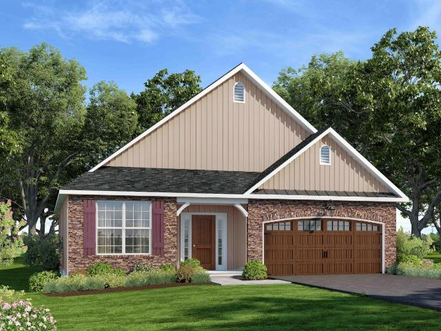 2 Bed, 2 Bath New Home Plan In Emmaus, Pa