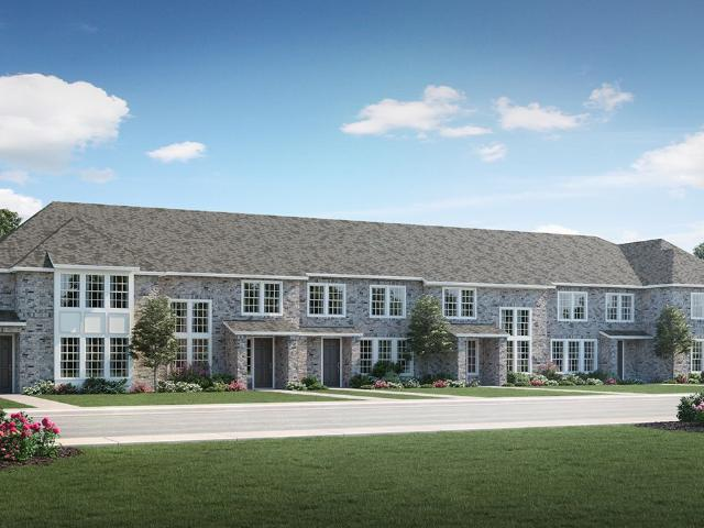 2 Bed, 2 Bath New Home Plan In Frisco, Tx
