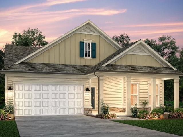 2 Bed, 2 Bath New Home Plan In Fuquay Varina, Nc