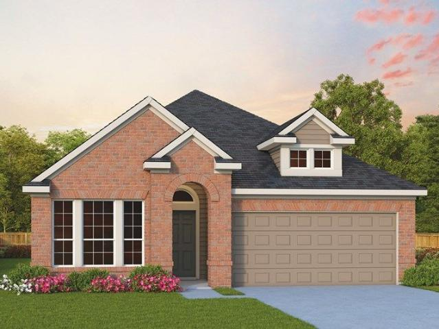 2 Bed, 2 Bath New Home Plan In Garland, Tx