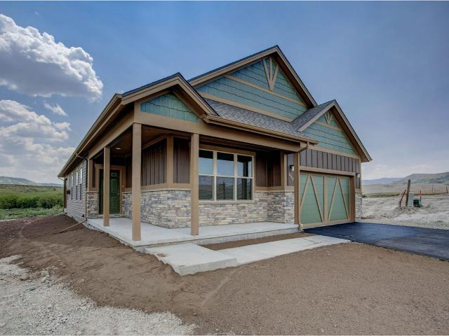 2 Bed, 2 Bath New Home Plan In Granby, Co