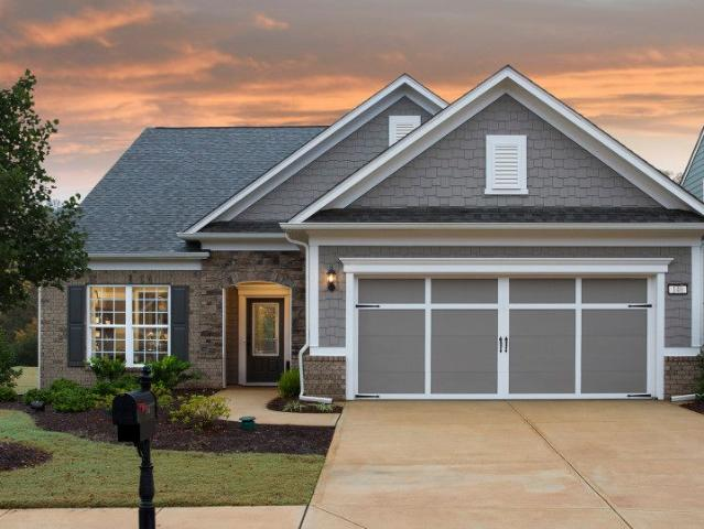 2 Bed, 2 Bath New Home Plan In Griffin, Ga