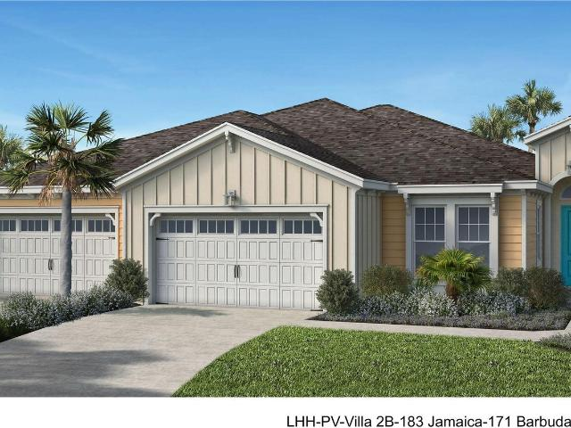 2 Bed, 2 Bath New Home Plan In Hardeeville, Sc