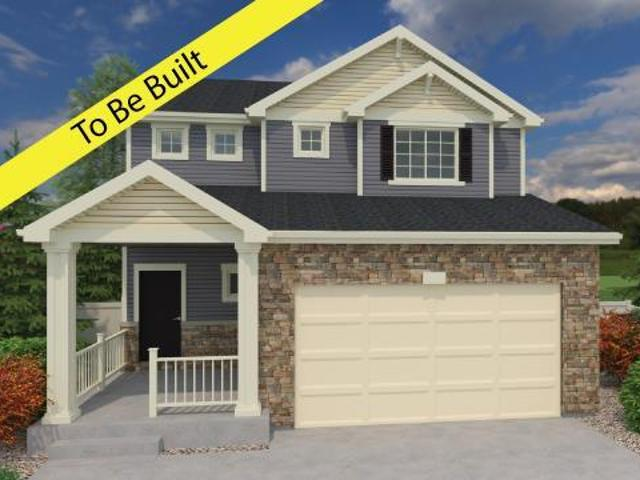 2 Bed, 2 Bath New Home Plan In Johnstown, Co
