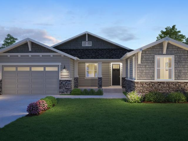 2 Bed, 3 Bath New Home Plan In Lacey, Wa