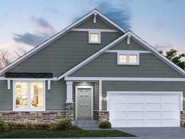 2 Bed, 2 Bath New Home Plan In Lake Elmo, Mn