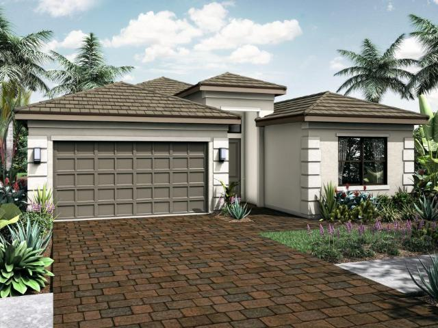 2 Bed, 2 Bath New Home Plan In Lake Worth, Fl