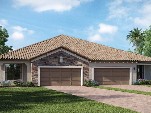 2 Bed, 2 Bath New Home Plan In Lakewood Ranch, Fl