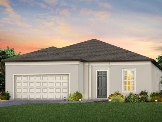 2 Bed, 2 Bath New Home Plan In Land O' Lakes, Fl