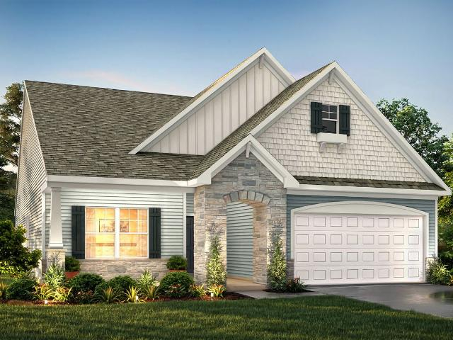 2 Bed, 2 Bath New Home Plan In Leland, Nc
