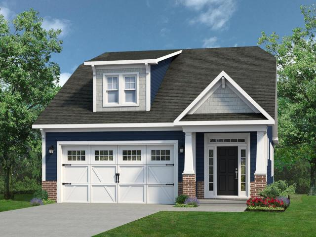 2 Bed, 2 Bath New Home Plan In Little River, Sc