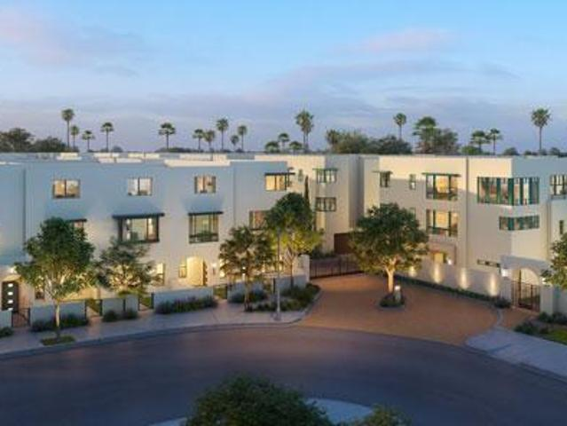 2 Bed, 2 Bath New Home Plan In Los Angeles, Ca