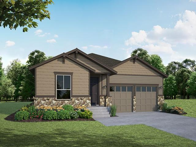 2 Bed, 2 Bath New Home Plan In Loveland, Co