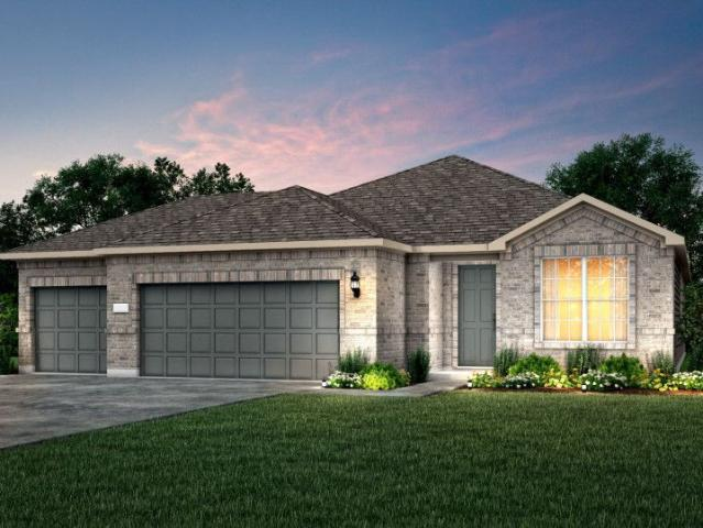 2 Bed, 2 Bath New Home Plan In Marble Falls, Tx
