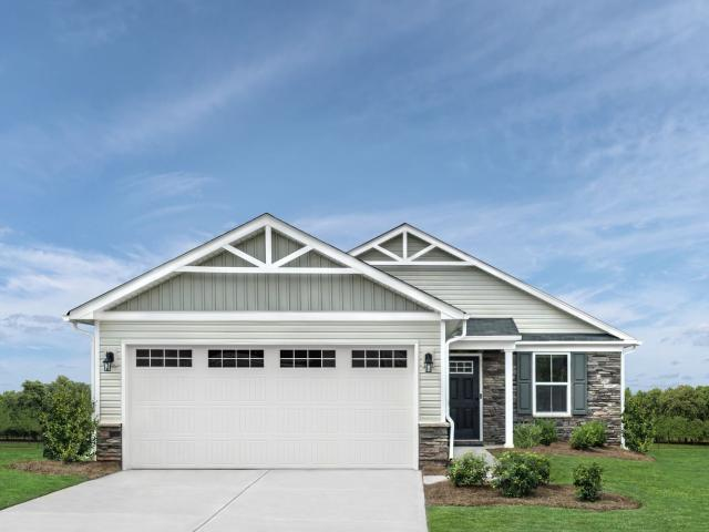 2 Bed, 2 Bath New Home Plan In Middletown, Oh