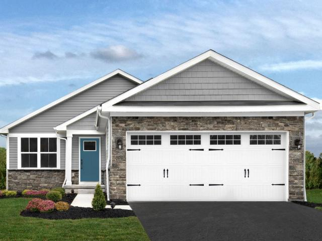 2 Bed, 2 Bath New Home Plan In Monroeville, Pa