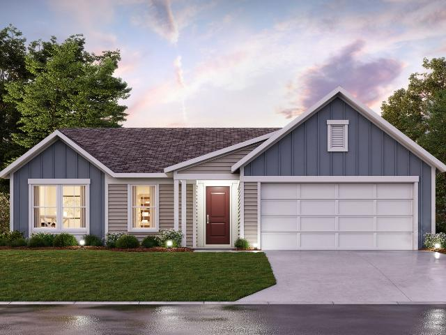 2 Bed, 2 Bath New Home Plan In Mt Washington, Ky