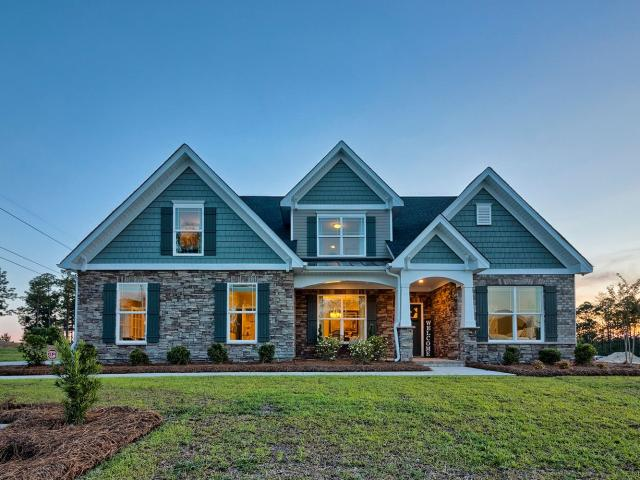 2 Bed, 2 Bath New Home Plan In North Augusta, Sc