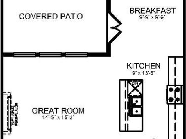 2 Bed, 2 Bath New Home Plan In North Richland Hills, Tx