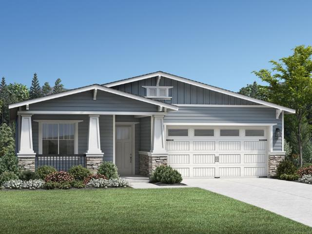 2 Bed, 2 Bath New Home Plan In North Salt Lake, Ut