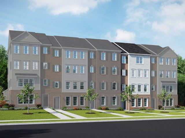 2 Bed, 2 Bath New Home Plan In Owings Mills, Md
