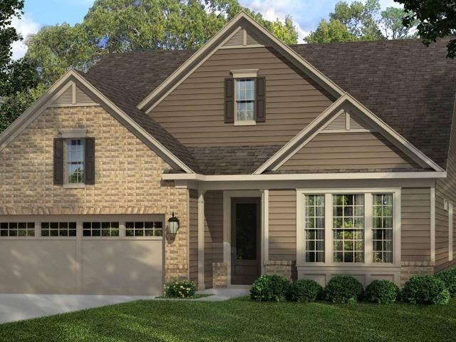 2 Bed, 2 Bath New Home Plan In Peachtree City, Ga