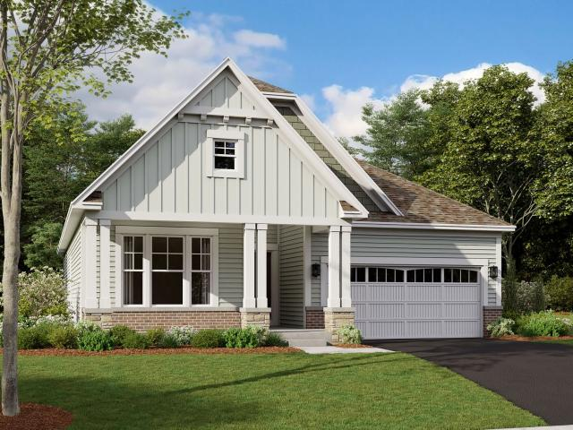 2 Bed, 2 Bath New Home Plan In Plainfield, Il