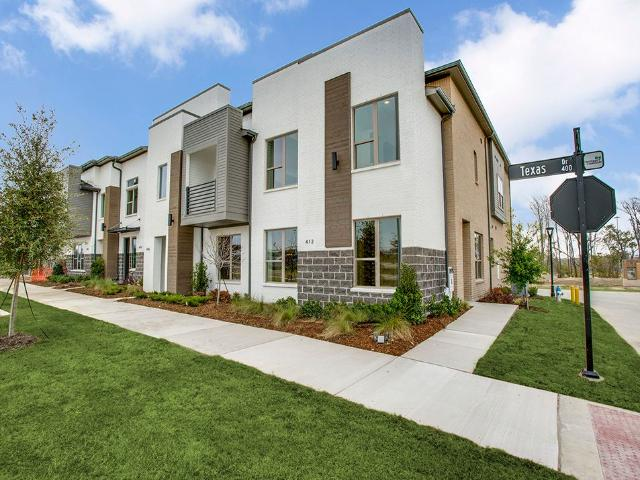 2 Bed, 2 Bath New Home Plan In Plano, Tx
