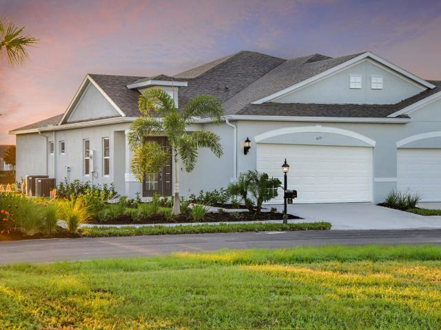 2 Bed, 2 Bath New Home Plan In Port Charlotte, Fl
