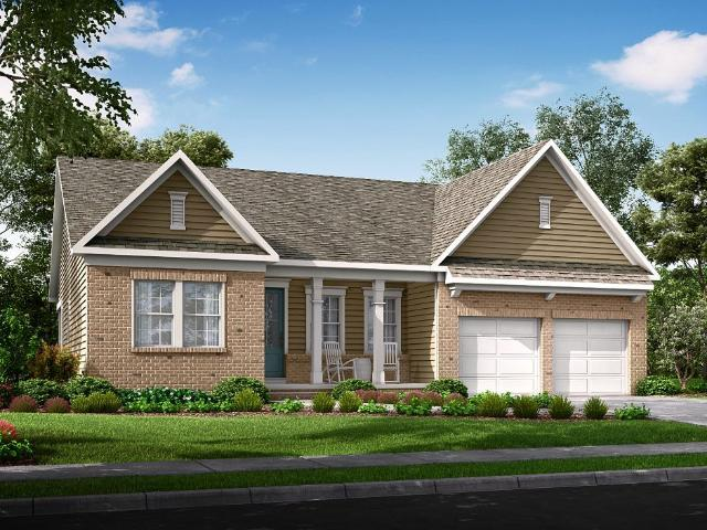 2 Bed, 2 Bath New Home Plan In Rock Hill, Sc