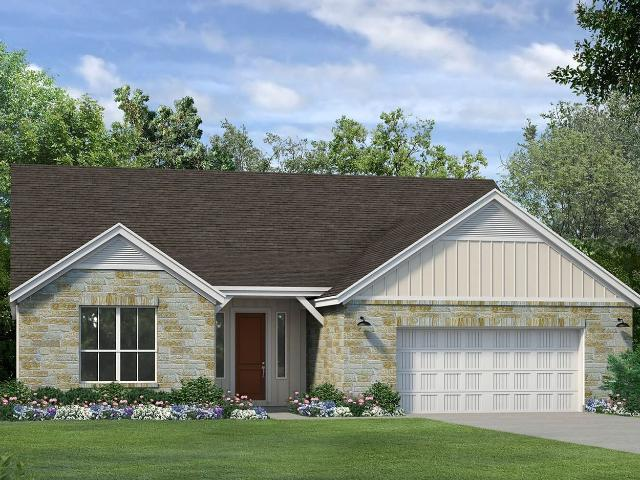 2 Bed, 2 Bath New Home Plan In San Marcos, Tx