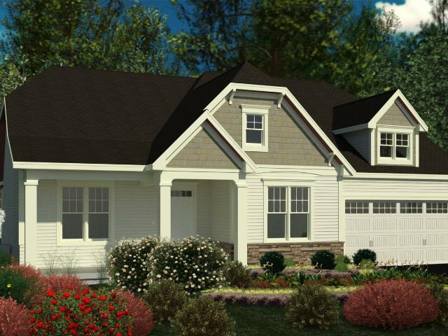 2 Bed, 2 Bath New Home Plan In Saratoga Springs, Ny
