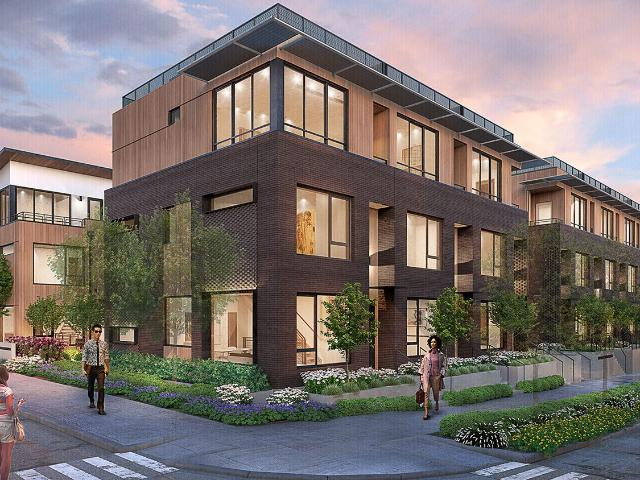 2 Bed, 2 Bath New Home Plan In Seattle, Wa