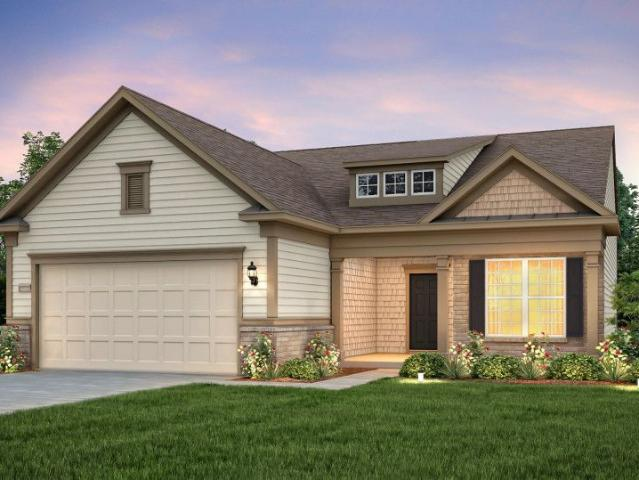 2 Bed, 2 Bath New Home Plan In Spring Hill, Tn