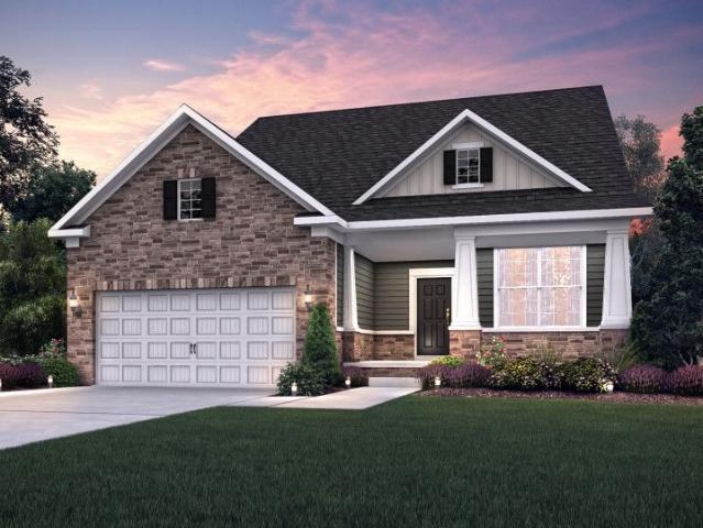 2 Bed, 2 Bath New Home Plan In Strongsville, Oh