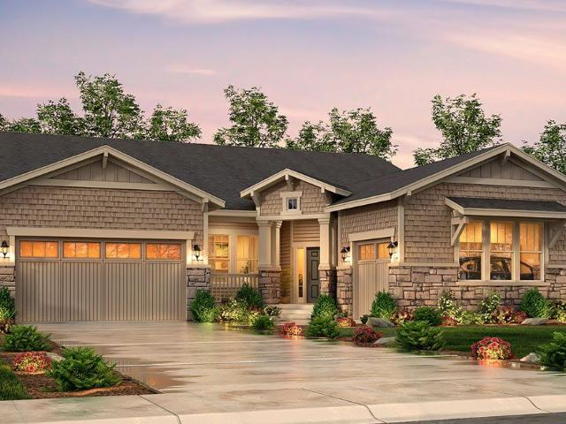 2 Bed, 2 Bath New Home Plan In Thornton, Co