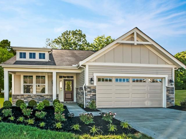 2 Bed, 2 Bath New Home Plan In West Chester, Oh