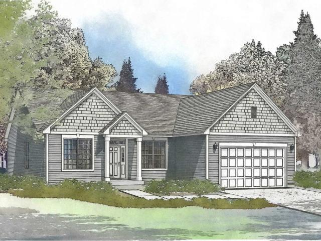 2 Bed, 2 Bath New Home Plan In Williams Bay, Wi
