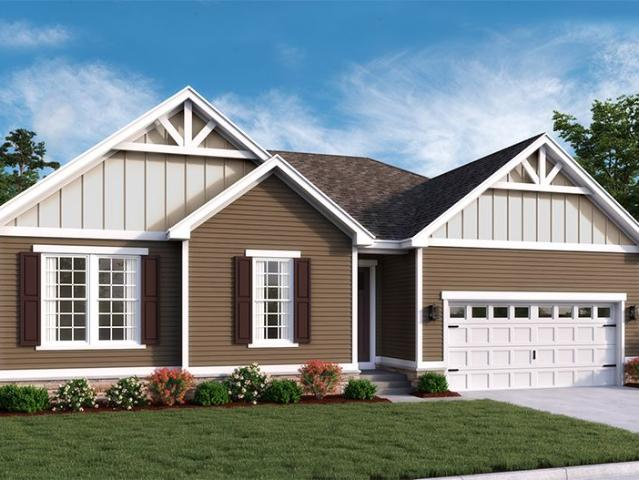 2 Bed, 2 Bath New Home Plan In Winchester, Va