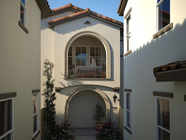 2 Bed, 3 Bath New Home Plan In Loma Linda, Ca