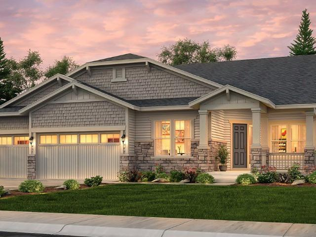 2 Bed, 3 Bath New Home Plan In Thornton, Co