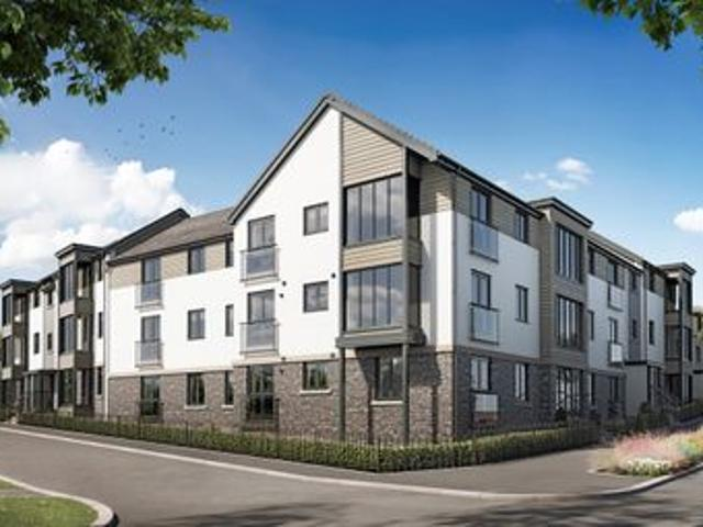 2 Bed Apartment At Broxton Drive, Plymstock, Plymouth Pl9, 2 Bedroom Flat