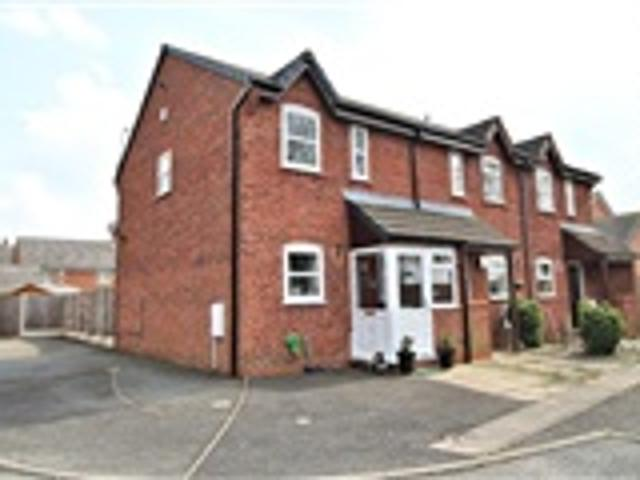 2 Bed End Of Terrace For Sale Charnley Road Stafford