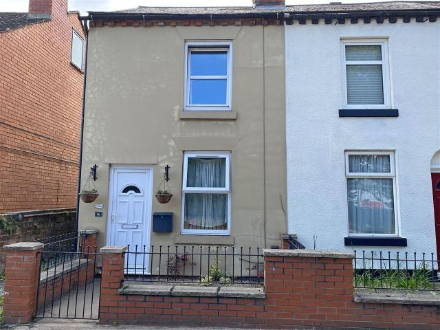 2 Bed End Of Terrace House For Sale
