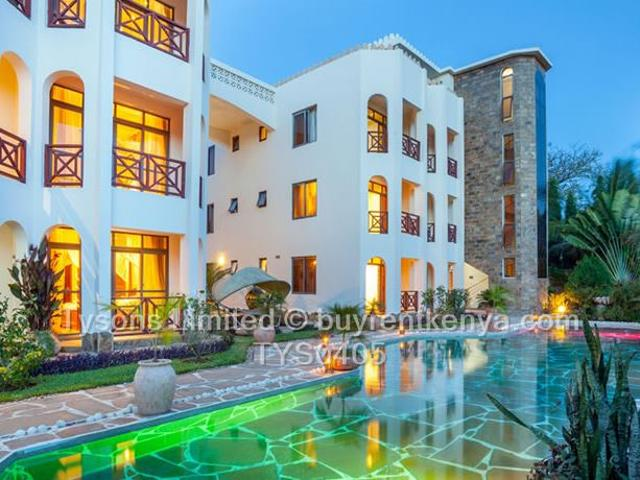 2 Bed Flat & Apartment For Sale In Diani
