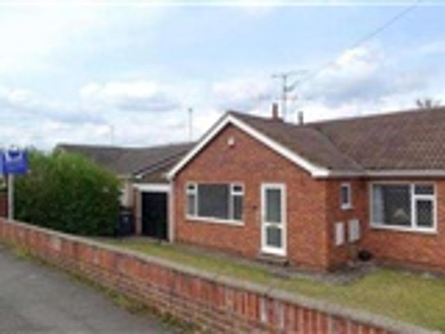 2 Bed House For Sale Haddon Road Nottingham