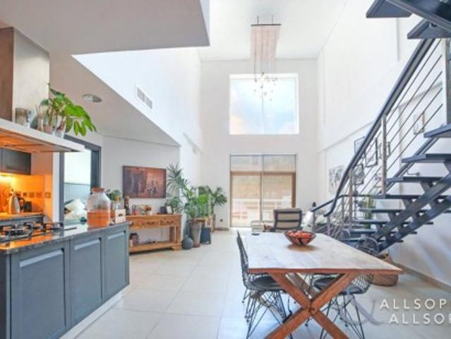 2 Bed L Pool And Park View | Duplex Apt