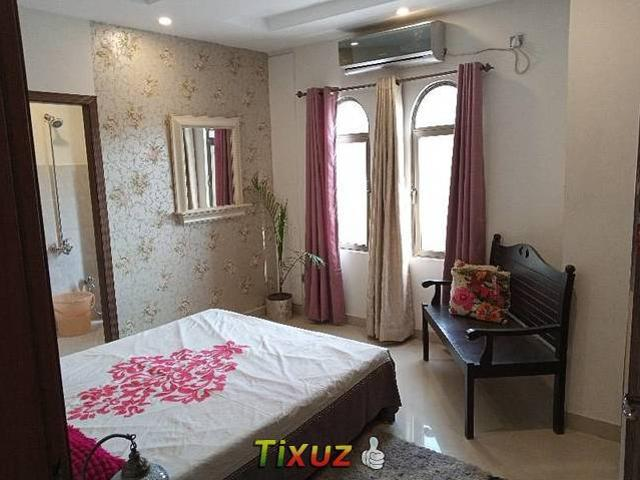 2 Bed Luxury Furnished Apartment For Sale In Square Commercial Phase 7